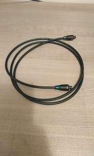 (包送貨)AudioQuest光纖線Toslink Forest