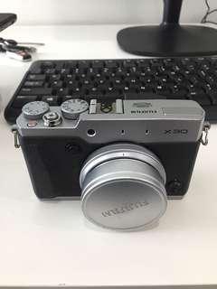 X30 Fujifilm