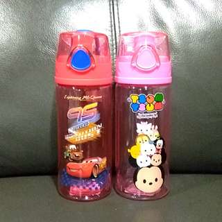 1for$12. 2for20 Cars McQueen Tsum Tsum Water Bottle