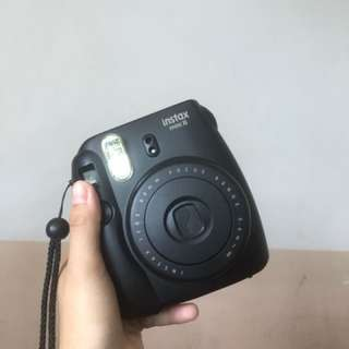 Instax mini 8 (black)