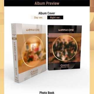 Wanna One 2nd Mini Album '0+1=1 (I PROMISE YOU)'