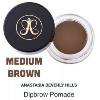 Anastasia Beverly Hills Dipbrow Pomade (Medium Brown)