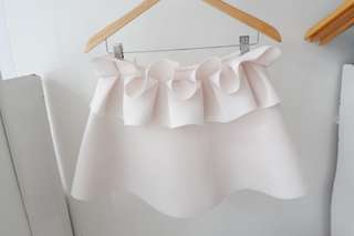 Tube Ruffle Top