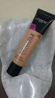 L'oreal Infallible Total Cover Foundation Shade 305