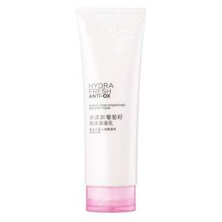 L'Oreal Paris Anti-Ox Creamy Foam 125ml HydraFresh