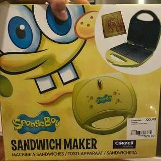 Spongebob Sand which Maker