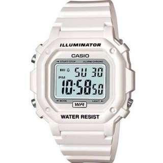 代購 Casio Unisex Digital Watch 經典款式,簡單容易配搭衣著