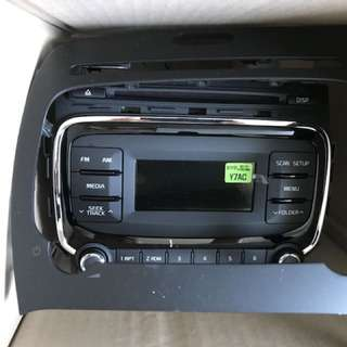 Kia K3 original head unit