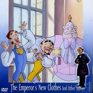 THE FAIRY TALER : THE EMPEROR'S NEW CLOTHES & OTHER STORIES