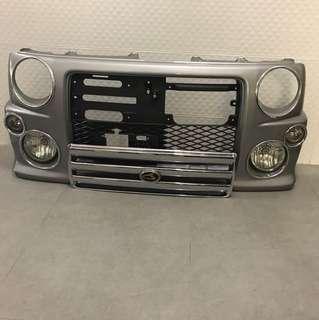 Daihatsu Bumper