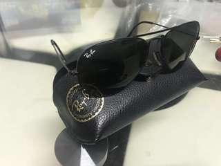 絕對原裝正版Ray-Ban Sunglasses 太陽眼鏡🕶️