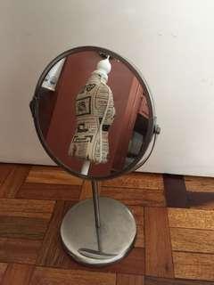 IKEA Vanity Mirror - Table Standing for Bath Bedroom Cosmetic