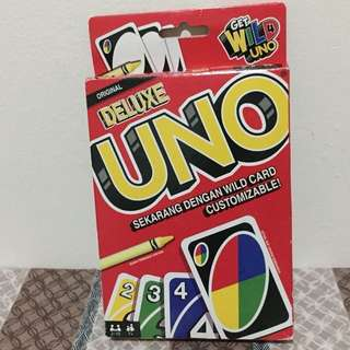 Uno Cuztomizable Cards