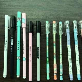 Cute Pen Stationary