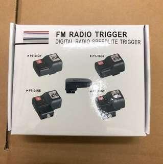 #13 Neewer 16 Channel Wireless Remote FM Flash Speedlite Radio Trigger