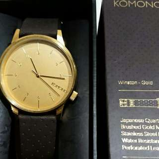 Komono Winston Gold (Men)