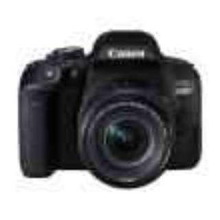Canon EOS 800D Kit 18-55mm Kamera DSLR Kredit tanpa CC proses cepat 9bln promo