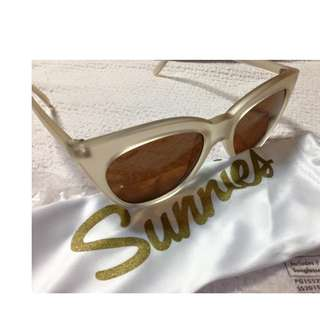 sunnies by charlie white , shades, sunglass