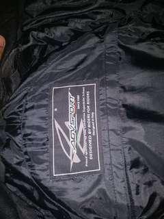 jacket moto waterproof 3m murah woo
