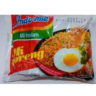 印尼原味撈麵5小包