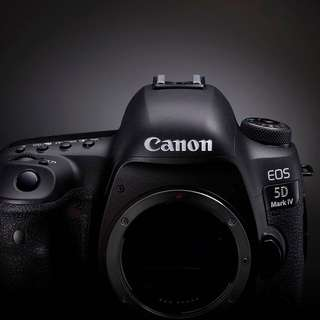Canon 5D Mark4 body only
