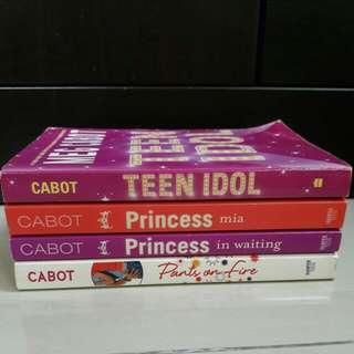 Meg Cabot Series