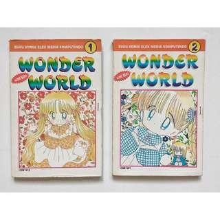 Komik Wonder World (Tamat)