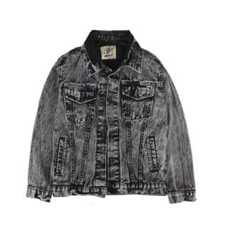 GREYSTONE JACKET DENIM