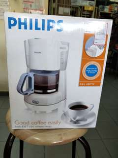 (PNC)  PHILIPS  COFFEE  MAKER