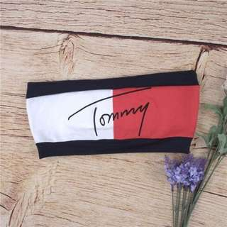 Tommy tube top