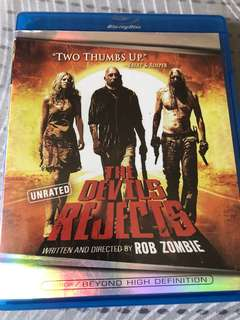 The Devils Rejects (bluray)