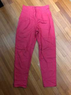 TOPSHOP highwaisted trousers