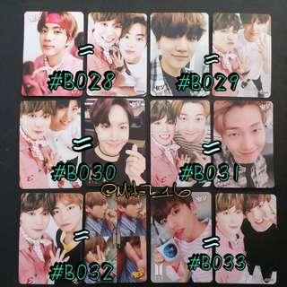 BTS - 專輯卡/YES卡( 拼圖系列七 )