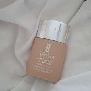 Anti Blemish Liquid Makeup