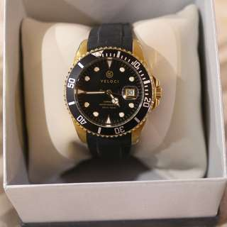 Veloci Black Watch