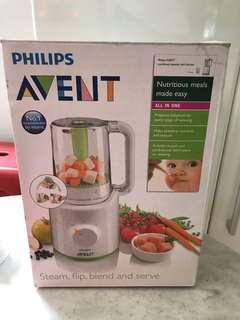 Philips Avent Steamer and Blender