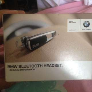 BMW BLUETOOTH HEADSET