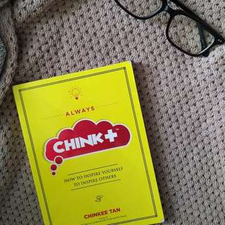 CHINK + by Chinkee Tan