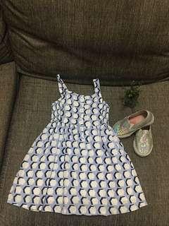 🎀 Pumpkin Patch Dress