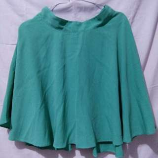 Maxi Skirt hijau