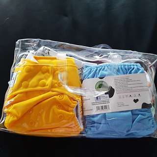 Cloth Diaper moo moo kow, liners diapers, insert diapers cloth