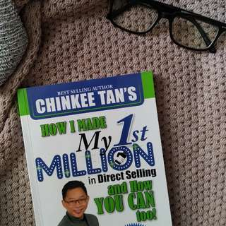 How I Made My First Million by Chinkee Tan