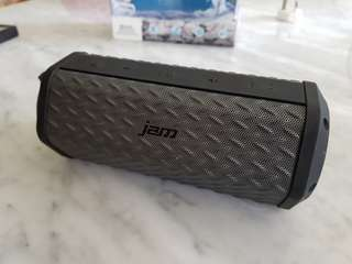 JAM XTERIOR PLUS waterproof bluetooth speaker