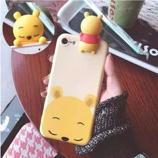 Character Iphone 6, 6s, 6plus, 7, 7plus case / casing