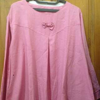 Unbrand blouse pink