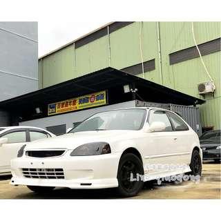 2000年 本田K8 3D 白