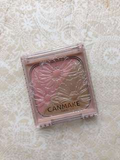 Canmake - cheek and bronzer 01