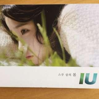 IU 二十歲的春天 二手CD