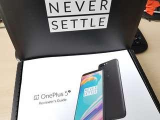OnePlus 5T (6GB.Ram+64GB.Rom)