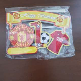 manchaster united topper